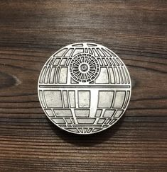 Star Wars Drawer Knobs Metal   Death Star Cabinet Knobs for image 0