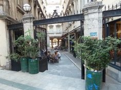 Tünel Pasaji is a quiet arcade-style passageway at the end of Istiklal Caddesi that's filled with happening cafes, antique shops and used book stores.