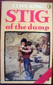 stig of the dump Love this book.  Bought an original to read to my kids.