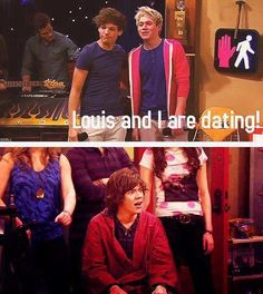 one direction, harry styles, louis tomlinson, niall horan, 1D, hazza, harreh, lou, tommo, nialler, iCarly, iGo One Direction, BROMANCE, LARRY STYLINSON .xx