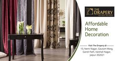 Display a Snappy look with our medley of  which features a fantastic look all over for your Home Decor.Call us at 5108886 Buy Curtains Online, Drapery, Display, Home Decor, Floor Space, Decoration Home, Billboard, Room Decor, Home Interior Design