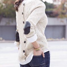 (Sept 2015 Swap) Market & Spruce Cotulla Button Back Sweater - Stitch Fix https://www.stitchfix.com/referral/5807820