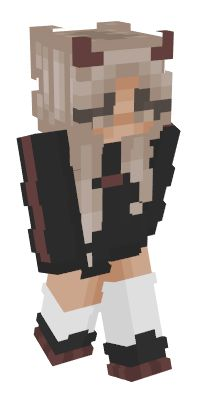 Check out our list of the best Horns Minecraft skins. Minecraft C, Hama Beads Minecraft, Minecraft Tutorial, Minecraft Buildings, Perler Beads, Minecraft Skins Female, Minecraft Skins Cute, Minecraft Skins Aesthetic, Plastic Canvas Tissue Boxes