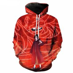 Casual loose hoodie with Naruto themed print will be an excellent addition to your wardrobe! Show everybody that you are a true anime fan! Hinata Hyuga, Itachi Uchiha, Boruto, Ninja Japan, Anime Jacket, Naruto Cosplay Costumes, Naruto Clothing, Drawing Clothes, Anime Outfits