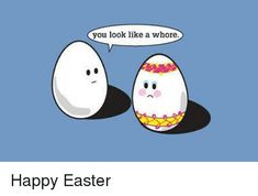 Easter is here and what better way to describe the fun of celebrating Easter than these funny happy Easter memes. We bring you top 25 funny happy Easter memes 2019 below. Happy Easter Meme, Funny Easter Memes, Very Funny Pictures, Funny Images, Easter Festival, Easter Specials, Easter Banner, Got Memes, For Facebook