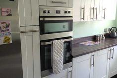 Fulford White Kitchens - Buy Fulford White Kitchen Units at Trade Prices Cheap Kitchen Units, Diy Kitchen, Sink Taps, Door Accessories, White Kitchens, Kitchen Appliances, The Unit, Doors, Deco