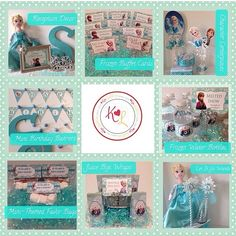 Frozen Birthday Frozen Birthday, Party Fashion, Parties, Fiestas, Party Outfits, Party, Receptions, Holidays