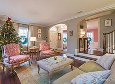 Wilmette house family room