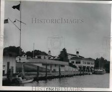 1970 Press Photo Clubhouse at Mentor Harbor Ohio - cvb03411