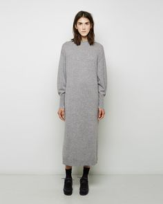 Apiece Apart Gray Aita Cashmere Dress  #Apiece #Apart #Gray #Aita #Cashmere #Dress