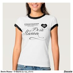 Your Custom Bella Ringer T-Shirt für Frauen