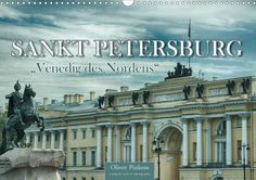 """Sankt Petersburg - """"Venedig des Nordens"""" - CALVENDO"""