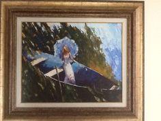 Oil copy of Alexi Zaitsev's work