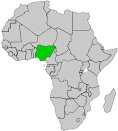 Lagos map | Tourist Guide Nigeria Map Africa - Lagos Capital | The ...
