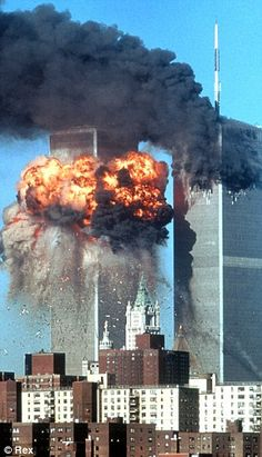 9-11.....a day none of us will ever forget, one that we know exactly where we were when we heard the news.