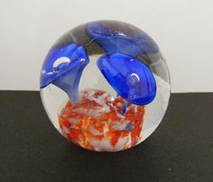 Glass Paperweight :)