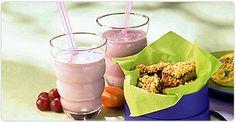 Burnbrae Farms : Recipe Nest : Goodness Grapcious Smoothie