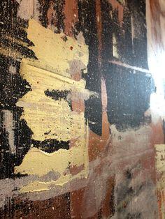 """Canvas """" Noir Lumière """" My Black Light Painting / Acrylic Artwork / More Pictures on www.mjacquet.com/"""