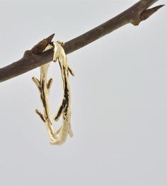 Twig Stacking Ring by Colby  June on Scoutmob Shoppe