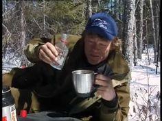 Dessertpin - Across Canada With Lars Monsen - Complete Documentary Mountain Man, Bushcraft, Documentary, Trekking, Canada, Adventure, Youtube, Gadgets, Hiking