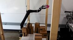 Robotic-motion-planning Robotic arms can motion plan in real-time thanks to new technology that cuts planning times by 10,000. (Image Credit: George Konidaris and Daniel Sorin, Duke University/YouTube)