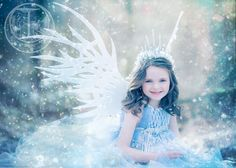 Ice Fairy  - Fairyography - www.fairyography.com