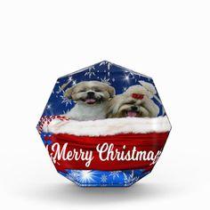 #Shih tzu Award Christmas Award - #shih #tzu #puppy #dog #dogs #pet #pets #cute #shihtzu