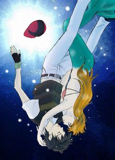Ash X mermaid Misty, Pokemon