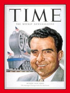 Richard Nixon holds the record for the most TIME covers with 55. This is his 1942c9234