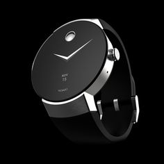 Movado is another luxury mechanical watchmaker looking to get into the smartwatch game, and it just revealed its new Android Wear watch, the Movado Connect, at the Baselworld 2017 watch show. Best Smart Watches, Big Watches, Best Watches For Men, Sport Watches, Luxury Watches, Cool Watches, Movado Watches, Android Wear, Smartwatch