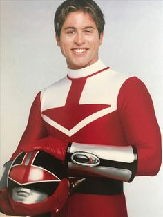 Wes - Power Rangers Time Force