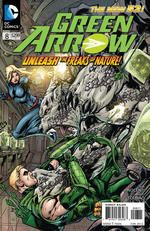 PREVIEW: GREEN ARROW #8