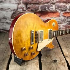 1959 Gibson Les Paul Electric Guitar in Lemon Burst