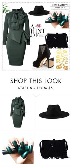 """""""Untitled #51"""" by aammiraa ❤ liked on Polyvore featuring Element and ALDO"""