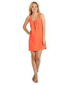 Jessica Simpson Scoopneck Shift Dress #Dillards