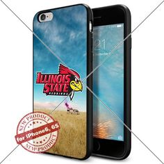 WADE CASE Illinois State Redbirds Logo NCAA Cool Apple iPhone6 6S Case #1187 Black Smartphone Case Cover Collector TPU Rubber [Breaking Bad] WADE CASE http://www.amazon.com/dp/B017J7NX28/ref=cm_sw_r_pi_dp_t-vxwb16KG7EW