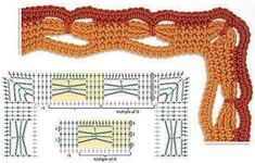 Very nice pattern. I can see so many applications for this stitch!