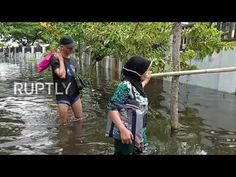 #Sustainability #Media #ClimateFloods #SWD #G2S Thankyou (Under 1 Min Video) 🎯⚖️🌏💚♻️⚡🤔🇮🇩 Indonesia: 20,000 evacuated in aftermath of 'worst' South Kalimantan floods - YouTube Sustainability, Asia, Environment, Youtube, Youtubers, Youtube Movies, Sustainable Development