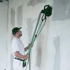 Levigare pareti cartongesso