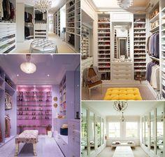 8 Dream Dressing Rooms That Will Leave You Inspired - http://www.amazinginteriordesign.com/8-dream-dressing-rooms-will-leave-inspired/