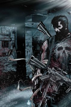 Punisher - Marco Checchetto