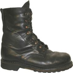 German Army Para Boots - Genuine Army Surplus