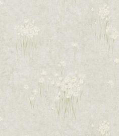 Lilly Floral Wallpaper Roll At Menards