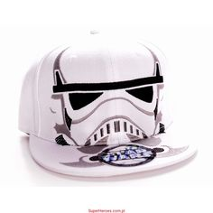 Czapka Star Wars Stormtrooper z daszkiem