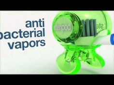 Do you really clean your toothbrush?  Get protection with Steripod.