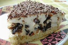 Очень вкусный торт, где сочетание сметаны и чернослива просто превосходны. Такой торт очень хорошо подходит для праздничных столов. Рассмотрим рецепт: Ингредиенты для торта «Нежное облако»: Тесто: Яйца –...