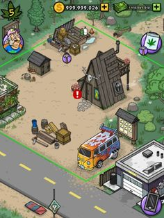 Mod Pot Farm – Grass Roots – Android