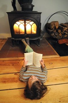 The simplest of things that warm your soul and not just the soles of yer feet x