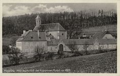 Mayerling hunting lodge 1889