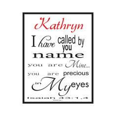 Hey, I found this really awesome Etsy listing at https://www.etsy.com/listing/158541597/kathryn-baby-baptism-christian-scripture
